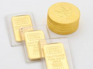 investasi dalam bentuk emas